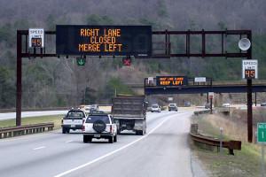 Highway LED Display